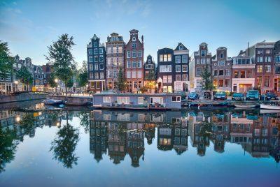 amsterdam-dawn